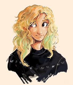 Sweater Time With Annabeth