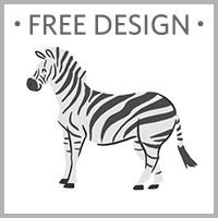 Silhouette Design Store - FREE design this week only! Silhouette Design, Silhouette Studio, Makeup Stencils, Free Shapes, Studio Software, Baby Feet, Cricket, Free Design, Design Projects