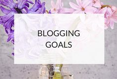 Blogging goals help you grow your blog, develop your blog and get your blog where you want it to be. Here we learn how to set your blogging…
