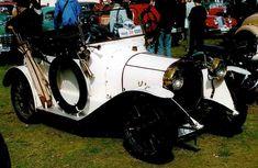 1913 Chenard-Walcker T2