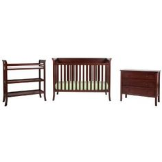 Baby Mod Ava Nursery In A Box, Cherry --- http://bizz.mx/j4c