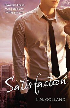 AU/NZ Satisfaction Harlequin Cover