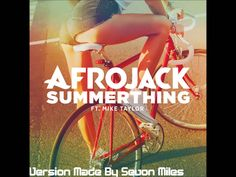 Afrojack feat. Mike Taylor - SummerThing! (Instrumental W/Chorus)