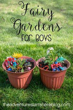 Fairy Garden Ideas For Kids how to diy a miniature dinosaur garden the kids will love