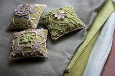 new pincushions, via Flickr.