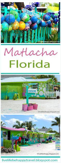 Unique and colorful - Matlacha - Pine Island - Florida - Lovegrove Gallery & Gardens
