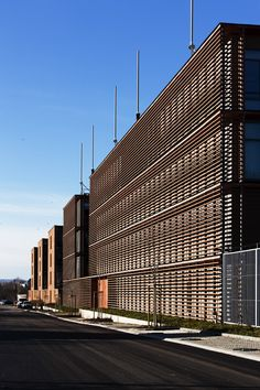 Center of Air Navigation Services / ZSK Architects