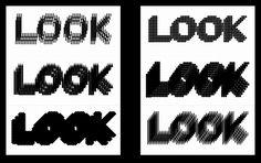 LOOK/HEAR on Behance