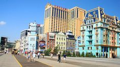Best Beach Boardwalks: Atlantic City Boardwalk, Atlantic City, NJ