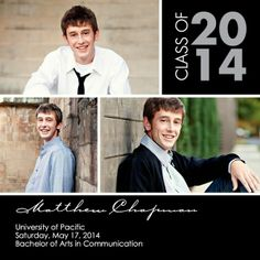 Graduation Announcements: Next Step Rich Red (shown in black) Designer: Coloring Cricket for Tiny Prints