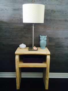 Table de chevet Nightstand, Furniture, Home Decor, Night Stand, Homemade Home Decor, Bedside Desk, Home Furnishings, Decoration Home, Bedside Cabinet