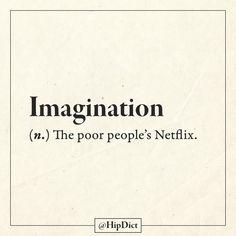 No shame in the Imagination game...