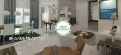 Brigade Meadows is one of the best provider of residences in Kanakapura of Bangalore which launched by Brigade Group. This city is in urbanized destination & functional with numerous renowned business houses and industries. It have three defferent sizes like 1, 2BR and 3BR segments of Residential Apartments and Brigade Meadows starting price Rs 34.40 Lacs to 67.94 Lacs. Sizes of available units in Wisteria range from 1180 -1450 square feet and in Plumeria it ranges from 780 -1190 square…