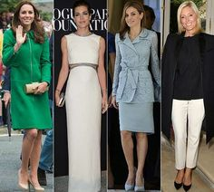 About William and Kate: Best Dressed Royals of the Week -- Kate Heads the ...