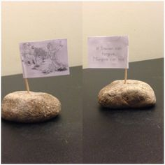 Acts 6:8-7:60; Stephen's Address-Children make their own rock to remind them of how Stephen forgave just as Christ forgave.