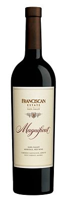 Franciscan Estate - Wines | Magnificat Red Wine (Currently $28.99 in MA)