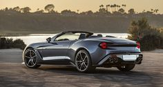 Speedster and Shooting Brake join the Aston Martin Vanquish Zagato fold | Classic Driver Magazine