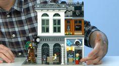 LEGO® Creator - Brick Bank (10251) Designer Video