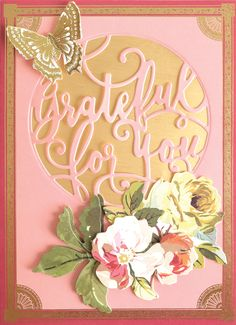Anna Griffin Cards, September 11, Die Cutting, Thank You Cards, Card Ideas, Design, Appreciation Cards, Wedding Thank You Cards, Design Comics
