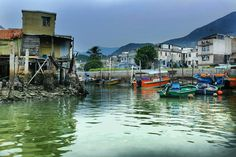 Tai O fishing village. ..my capture by proudy201