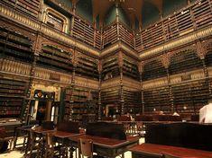 Real Gabinete Português de Leitura, Rio de Janeiro - Deze 20 prachtige…