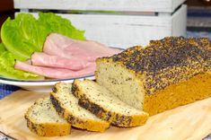 Underbart saftigt bröd á la paleo som du enkelt gör själv!
