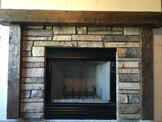 3 Fortunate Tips AND Tricks: Wood Fireplace Basements fireplace hearth Tv Over Fireplace tv over fireplace bedroom. Fireplace Tile, Rustic Fireplaces, Barn Beams, Fireplace Garden, Wood Fireplace, Wooden Mantel, Fireplace Surrounds, Fireplace, Fireplace Hearth