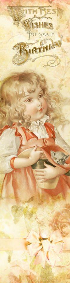 Casinha de Criança: Marcadores de Livros Maud Humprey Para Imprimir