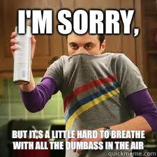 Sheldon Cooper funnies