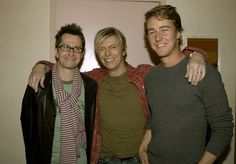 Gary Oldman, David Bowie, and Edward Norton. [Oh my lahhd, Edward Norton was EXTRA fine when he was younger. Edward Norton, Gary Oldman, David Bowie, Colin O'donoghue, James Mcavoy, Legendary Pictures, Serge Gainsbourg, Mae West, Gene Kelly