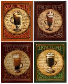 Gregory Gorham Coffee Posters