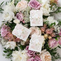 Floral Garden Favor Box - Shop on WeddingWire! Wedding Welcome Bags, Wedding Favors, Wedding Carriage, Cinderella Wedding, Gold Party, Little Boxes, Favor Boxes, Floral Watercolor, Floral Wreath