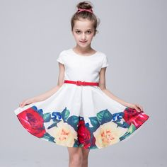 Cyber Monday Deals Summer Baby Girls... @CyberMonday. http://ecybermonday.myshopify.com/products/summer-baby-girls-kids-princess-floral-print-prom-party-wedding-tutu-dress?utm_campaign=social_autopilot&utm_source=pin&utm_medium=pin
