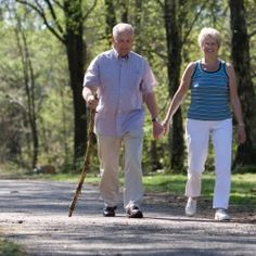 Walking- Best Exercise for Seniors