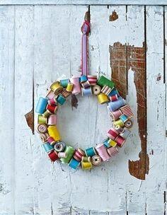 <b>Put a wreath on it.</b>