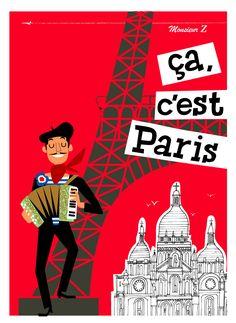 Ça c'est Paris--Richard Zielenkiewicz