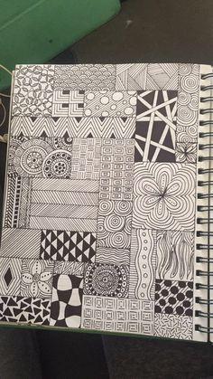Mandala Drawing Zentangle Drawings Sharpie Drawings Doodles Zentangles Doodle Drawings Easy Drawings Doodle Art Patterns To Draw Doodle Patterns Doodle Art Drawing, Cool Art Drawings, Zentangle Drawings, Art Drawings Sketches, Zentangle Patterns, Drawing Drawing, Easy Mandala Drawing, Mandala Doodle, Zentangle Art Ideas
