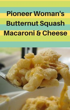 Macaroni cheese on pinterest mac mac cheese and cheese for Pioneer woman mac and cheese recipe