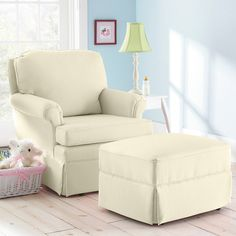 Best Chairs, Inc.® Jacob Glider or Ottoman - JCPenney