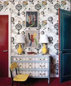 PANTALEON y las decoradoras · Puertas