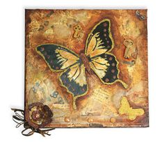 #Butterfly #Collage #Canvas