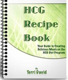 HCG Diet Menu Sample for Weight Loss