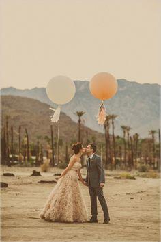 Ni una boda sin globos - El tarro de ideasEl tarro de ideas