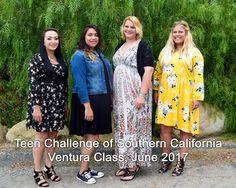 Teen Challenge of Southern California, Ventura Class, June 2017.