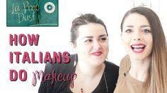 How Italians Do Makeup | The Pin-Up Tutorial FAIL