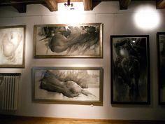 Bogusz Salwinski, Sacra humanum - desen, sculptura @ Galeria Autorska Jana Siuty (3)
