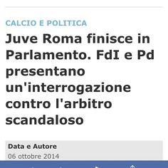 #AndreaLoCicero Andrea Lo Cicero: Ma chi sarebbe il coglione che porta in parlamento una questione del genere paese gestito da balordi . La prossima volta i problemi dell'Italia li porteremo in curva . Vergognatevi la gente muore di fame svegliamoci italiani