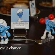 Smurfday Party - Smurfs