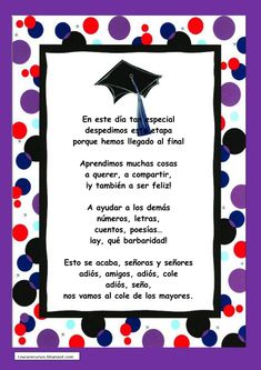 ESOS LOCOS BAJITOS DE INFANTIL: graduacion