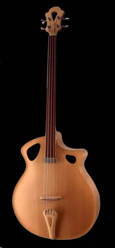 archtop bass